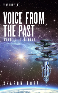 Agents of Rivelt: Voice from the Past - on Amazon!