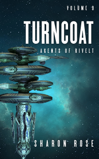 Agents of Rivelt: Turncoat - on Amazon!